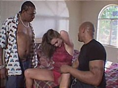 interracial, wife, fucked, anal, cumshot