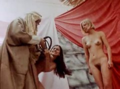 clip, public nudity, naked, women, hairy