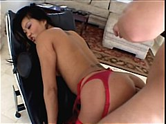 anal, asian