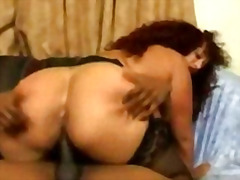 mature, pussyfucking, interracia, facial, bigtits