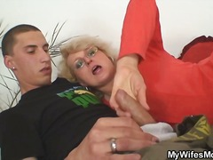 hard, blond, hand job, bj, ma