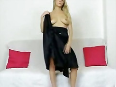nylon, broekie, broekiekouse, voet fetish, blond