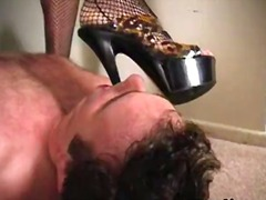 domination, femdom, flashing, hairy, job