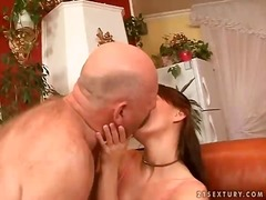 old, man, fart, pussy, drilled