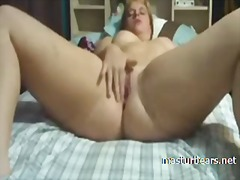 pussy, ass, orgasm, blonde, toys